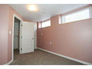 Photo 11: 501 Bridgeland Drive in WINNIPEG: Fort Garry / Whyte Ridge / St Norbert Single Family Detached for sale (South Winnipeg)  : MLS®# 1406788