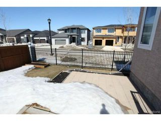 Photo 20: 501 Bridgeland Drive in WINNIPEG: Fort Garry / Whyte Ridge / St Norbert Single Family Detached for sale (South Winnipeg)  : MLS®# 1406788