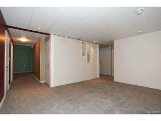 Photo 13: 501 Bridgeland Drive in WINNIPEG: Fort Garry / Whyte Ridge / St Norbert Single Family Detached for sale (South Winnipeg)  : MLS®# 1406788