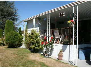 """Photo 10: 35 2120 KING GEORGE Boulevard in Surrey: King George Corridor Manufactured Home for sale in """"Five Oaks"""" (South Surrey White Rock)  : MLS®# F1421905"""