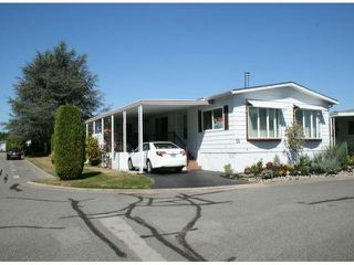 """Photo 11: 35 2120 KING GEORGE Boulevard in Surrey: King George Corridor Manufactured Home for sale in """"Five Oaks"""" (South Surrey White Rock)  : MLS®# F1421905"""