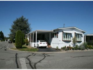 """Photo 9: 35 2120 KING GEORGE Boulevard in Surrey: King George Corridor Manufactured Home for sale in """"Five Oaks"""" (South Surrey White Rock)  : MLS®# F1421905"""