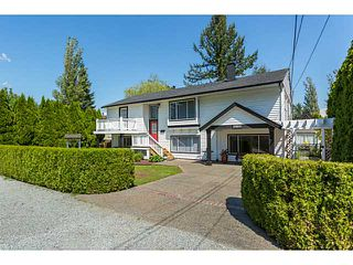 Main Photo: 3864 HAMILTON ST in Port Coquitlam: Lincoln Park PQ House for sale : MLS®# V1125494