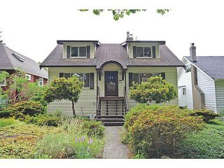 Photo 1: 3936 W 22ND AV in Vancouver: Dunbar House for sale (Vancouver West)  : MLS®# V1133959