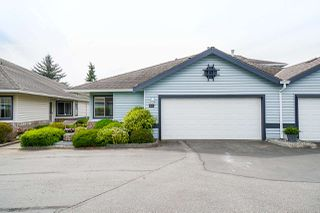 """Main Photo: 64 5550 LANGLEY Bypass in Langley: Langley City Townhouse for sale in """"Riverwynd"""" : MLS®# R2410698"""