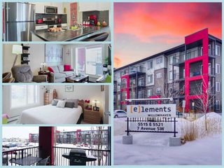 Photo 1: 205 5521 7 Avenue in Edmonton: Zone 53 Condo for sale : MLS®# E4197581