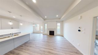 Photo 3: 18 7115 ARMOUR Link in Edmonton: Zone 56 Townhouse for sale : MLS®# E4211090