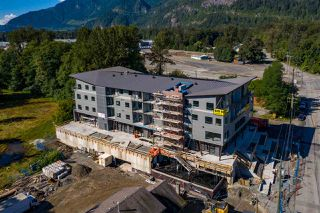 Main Photo: CRU5 39666 GOVERNMENT Road in Squamish: Business Park Retail for sale : MLS®# C8033848