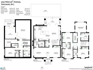 Photo 39: 4041 W 36TH Avenue in Vancouver: Dunbar House for sale (Vancouver West)  : MLS®# R2511468