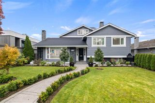 Main Photo: 2227 W 33RD Avenue in Vancouver: Quilchena House for sale (Vancouver West)  : MLS®# R2532147