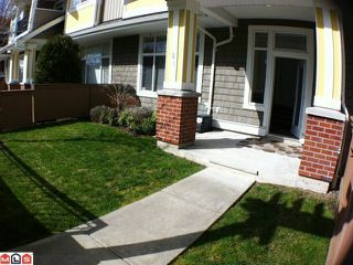 "Photo 17: 26 6036 164TH Street in SURREY: Cloverdale BC Townhouse for sale in ""ARBOUR VILLAGE"" (Cloverdale)  : MLS®# F1202711"
