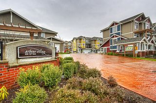 "Photo 21: 26 6036 164TH Street in SURREY: Cloverdale BC Townhouse for sale in ""ARBOUR VILLAGE"" (Cloverdale)  : MLS®# F1202711"