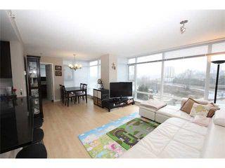 "Photo 2: 1006 575 DELESTRE Avenue in Coquitlam: Coquitlam West Condo for sale in ""CORA"" : MLS®# V934217"