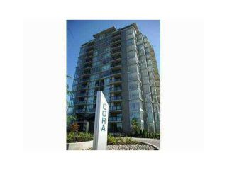 "Photo 1: 1006 575 DELESTRE Avenue in Coquitlam: Coquitlam West Condo for sale in ""CORA"" : MLS®# V934217"