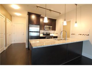 """Photo 2: 301 2330 SHAUGHNESSY Street in Port Coquitlam: Central Pt Coquitlam Condo for sale in """"AVANTI ON SHAUGHNESSY"""" : MLS®# V937246"""