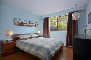 """Photo 6: 101 3150 PRINCE EDWARD Street in Vancouver: Mount Pleasant VE Condo for sale in """"PRINCE EDWARD PLACE"""" (Vancouver East)  : MLS®# V952029"""