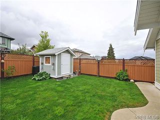 Photo 19: 2523 Fielding Place in VICTORIA: CS Tanner Single Family Detached for sale (Central Saanich)  : MLS®# 312418