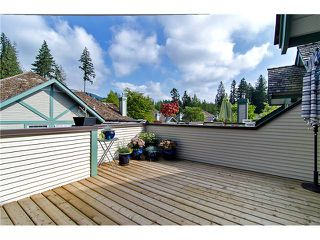 "Photo 5: 29 65 FOXWOOD Drive in Port Moody: Heritage Mountain Townhouse for sale in ""FOREST HILL"" : MLS®# V974038"