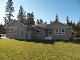 Photo 1: 2031 MCPHERSON Wynd in Williams Lake: Esler/Dog Creek House for sale (Williams Lake (Zone 27))  : MLS®# N222842