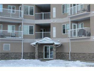 Photo 1: 107 3730 EASTGATE Drive in Regina: East Pointe Estates Condominium for sale (Regina Area 04)  : MLS®# 456379