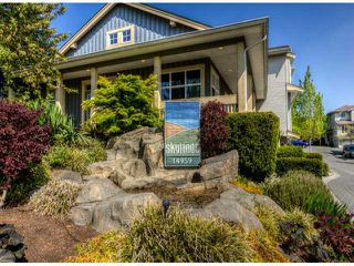 "Photo 2: # 63 14959 58TH AV in Surrey: Sullivan Station Townhouse for sale in ""Skylands"" : MLS®# F1311574"