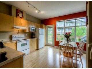 "Photo 7: # 63 14959 58TH AV in Surrey: Sullivan Station Townhouse for sale in ""Skylands"" : MLS®# F1311574"