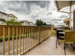 "Photo 10: # 63 14959 58TH AV in Surrey: Sullivan Station Townhouse for sale in ""Skylands"" : MLS®# F1311574"