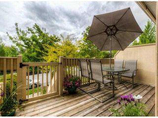 "Photo 1: # 63 14959 58TH AV in Surrey: Sullivan Station Townhouse for sale in ""Skylands"" : MLS®# F1311574"
