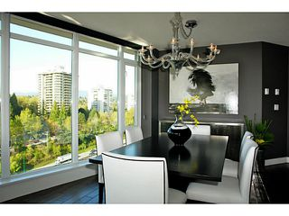 """Photo 3: 1802 2133 DOUGLAS Road in Burnaby: Brentwood Park Condo for sale in """"PERSPECTIVES"""" (Burnaby North)  : MLS®# V1009852"""