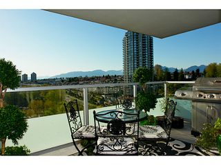 """Photo 17: 1802 2133 DOUGLAS Road in Burnaby: Brentwood Park Condo for sale in """"PERSPECTIVES"""" (Burnaby North)  : MLS®# V1009852"""