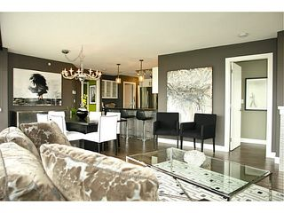 """Photo 8: 1802 2133 DOUGLAS Road in Burnaby: Brentwood Park Condo for sale in """"PERSPECTIVES"""" (Burnaby North)  : MLS®# V1009852"""