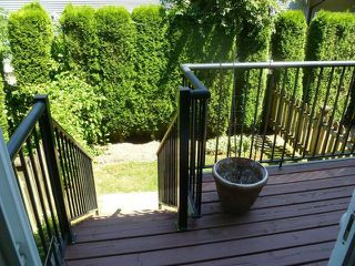 "Photo 1: 63 8737 161ST Street in Surrey: Fleetwood Tynehead Townhouse for sale in ""BOARDWALK"" : MLS®# F1318347"