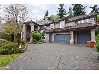 Photo 2: 2099 132A ST in Surrey: Elgin Chantrell House for sale (South Surrey White Rock)  : MLS®# F1324930