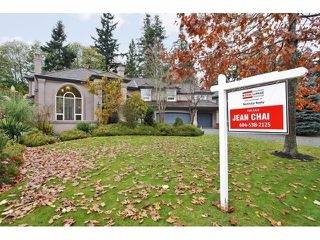 Photo 1: 2099 132A ST in Surrey: Elgin Chantrell House for sale (South Surrey White Rock)  : MLS®# F1324930