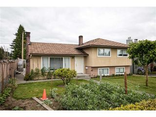 Photo 1: 1662 SUTHERLAND AV in North Vancouver: Boulevard House for sale : MLS®# V1070450
