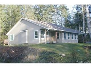 Photo 1: 689 Seedtree Rd in SOOKE: Sk East Sooke Single Family Detached for sale (Sooke)  : MLS®# 330326