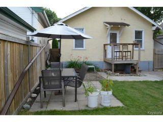 Photo 14: 167 Martin Avenue West in WINNIPEG: East Kildonan Residential for sale (North East Winnipeg)  : MLS®# 1419683
