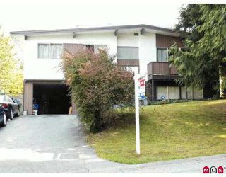 "Photo 1: 11328 GLEN AVON DR in Surrey: Bolivar Heights House for sale in ""BIRDLAND"" (North Surrey)  : MLS®# F2619339"