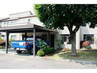 Photo 1: # 245 27411 28 AV in Langley: Aldergrove Langley Townhouse for sale : MLS®# F1446204