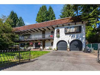 Photo 1: 4025 Marine Drive in West Vancouver: Sandy Cove House for sale : MLS®# V1128651