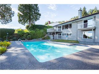 Photo 17: 3250 Westmount Rd in West Vancouver: Westmount WV House for sale : MLS®# V1138435