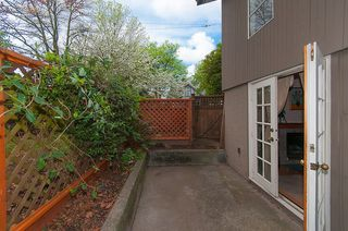 Photo 15: 3090 ALBERTA STREET in Vancouver: Mount Pleasant VW Townhouse for sale (Vancouver West)  : MLS®# R2058669
