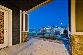 Photo 16: #1110 175 SILVERADO BV SW in Calgary: Silverado Condo for sale : MLS®# C4249538