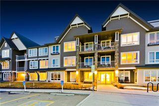 Photo 31: #1110 175 SILVERADO BV SW in Calgary: Silverado Condo for sale : MLS®# C4249538