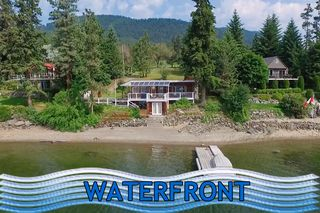 Main Photo: 1185 Little Shuswap Lake Road in Chase: Little Shuswap House for sale (Shuswap)  : MLS®# 152028