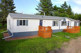 Main Photo: 309 MAIN Street: Alcomdale Manufactured Home for sale : MLS®# E4175677