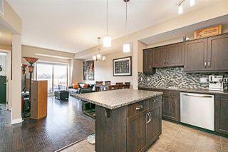 Photo 2: 404 8730 82 Avenue in Edmonton: Zone 18 Condo for sale : MLS®# E4178687