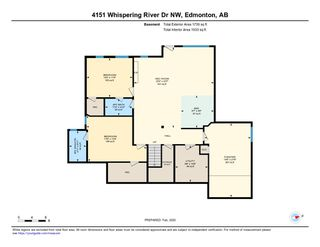 Photo 45: 4151 WHISPERING RIVER Drive in Edmonton: Zone 56 House for sale : MLS®# E4187556