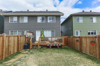 Photo 22: 462 ORCHARDS Boulevard in Edmonton: Zone 53 House Half Duplex for sale : MLS®# E4193854
