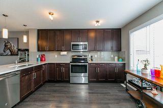 Photo 7: 462 ORCHARDS Boulevard in Edmonton: Zone 53 House Half Duplex for sale : MLS®# E4193854